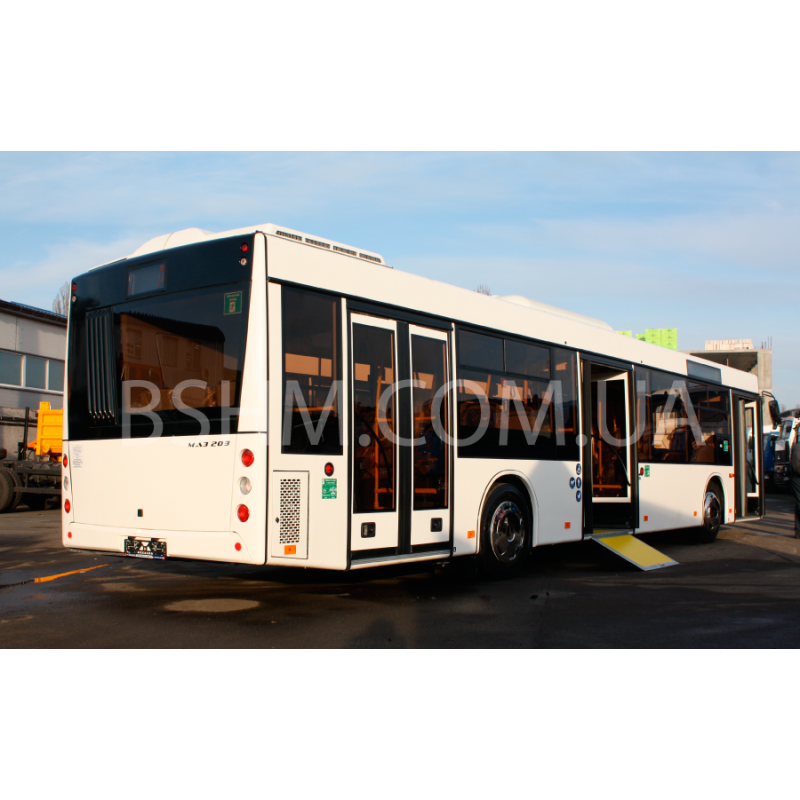 BUS  МАЗ 203016